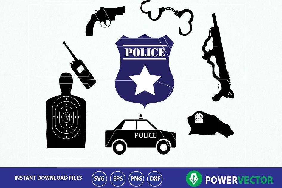 police svg #631, Download drawings