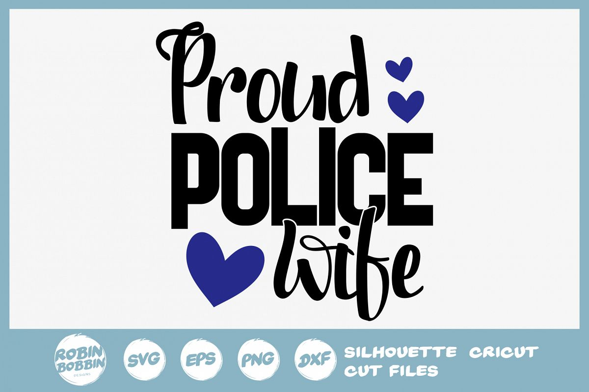 police wife svg #400, Download drawings