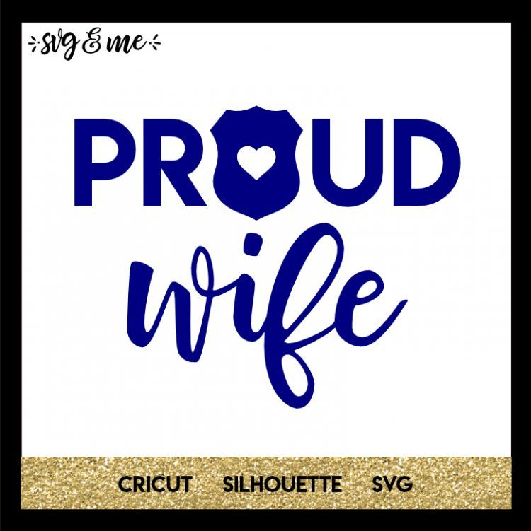 police wife svg #405, Download drawings
