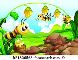 Pollination clipart #11, Download drawings