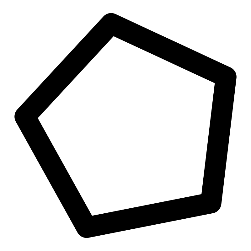 Polygon clipart #9, Download drawings