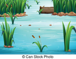 Pond clipart #20, Download drawings