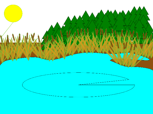 Pond clipart #19, Download drawings