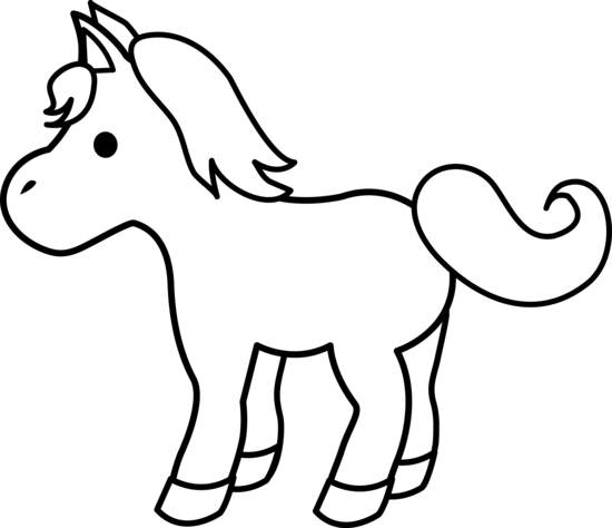 Pony clipart #7, Download drawings