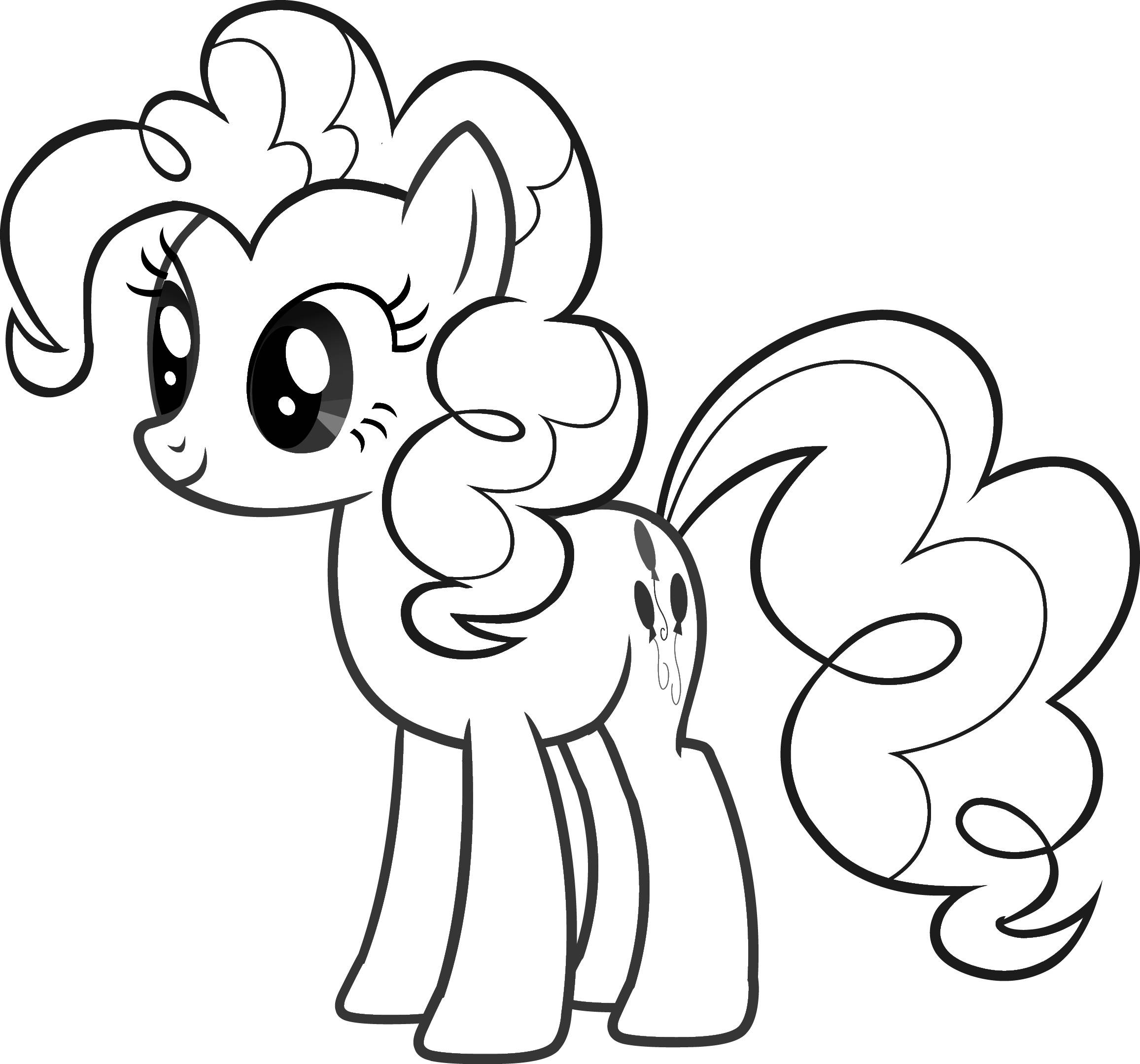 Pony coloring #12, Download drawings