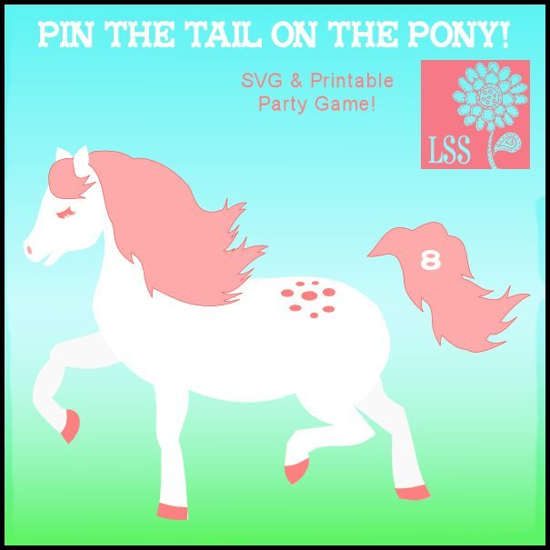 Pony svg #4, Download drawings
