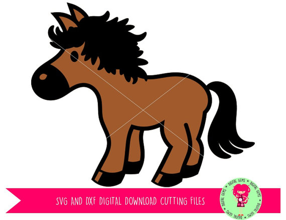 Pony svg #8, Download drawings