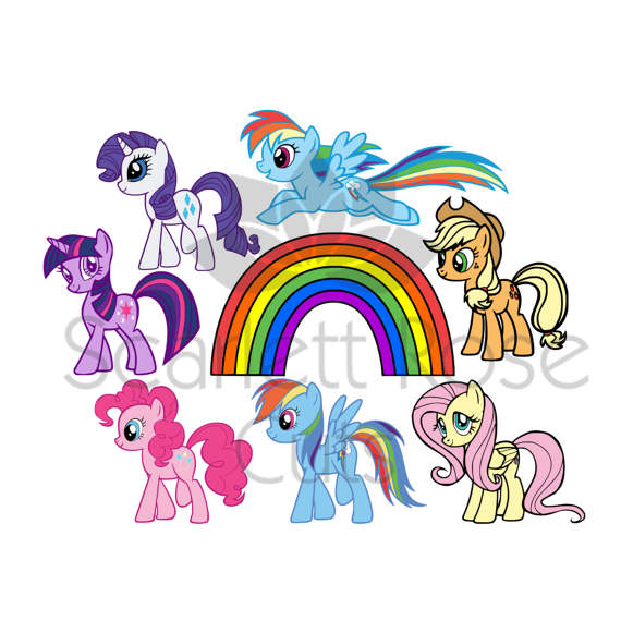 Pony svg #11, Download drawings