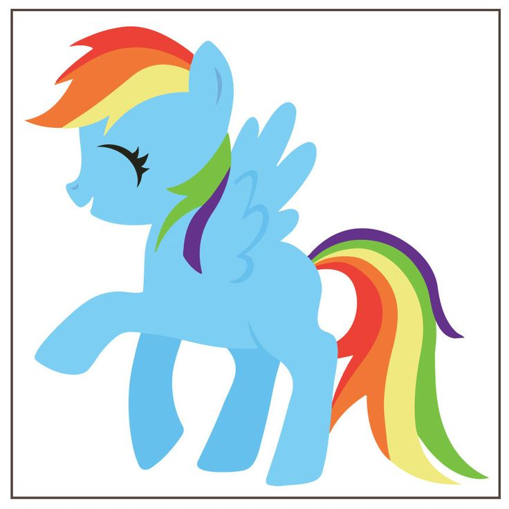 Pony svg #6, Download drawings