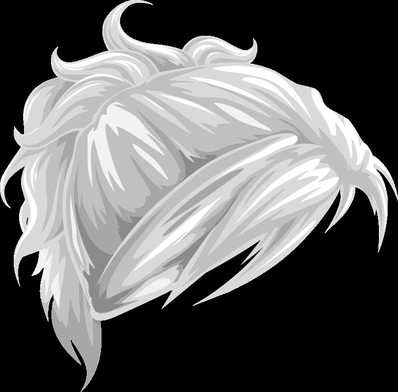 Ponytail svg #15, Download drawings