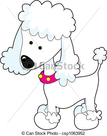 Poodle clipart #13, Download drawings