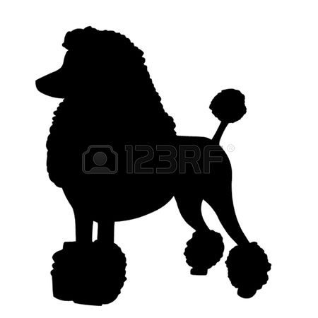 Standard Poodle clipart #20, Download drawings