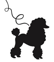 Poodle svg #393, Download drawings
