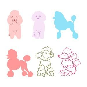 Poodle svg #395, Download drawings