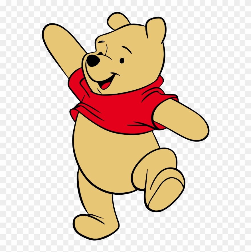 pooh svg #1085, Download drawings