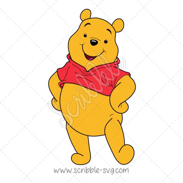pooh svg #1088, Download drawings