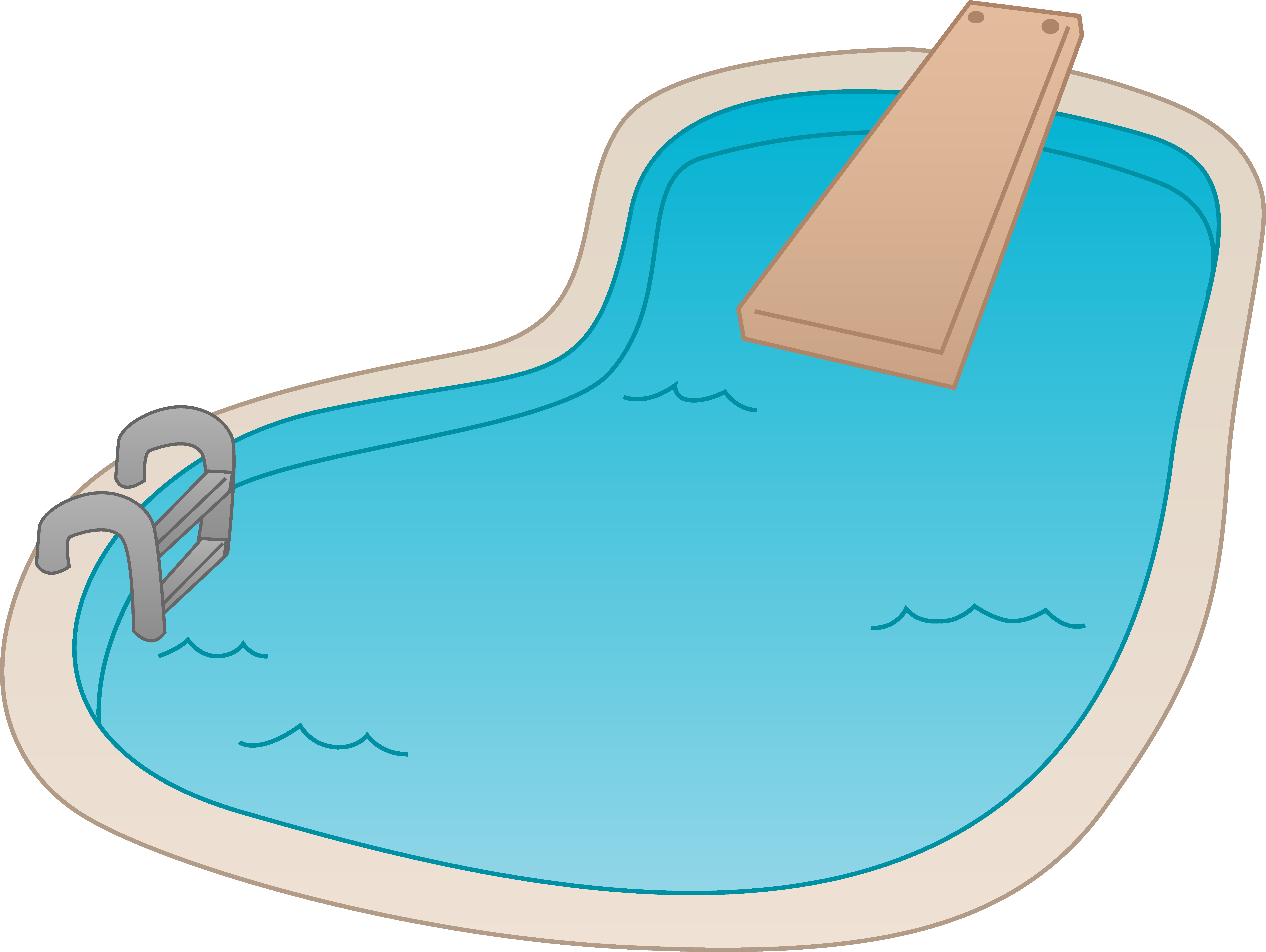 Pool clipart #2, Download drawings