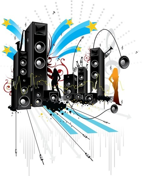 Pop Music clipart #1, Download drawings
