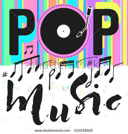 Pop Music clipart #4, Download drawings
