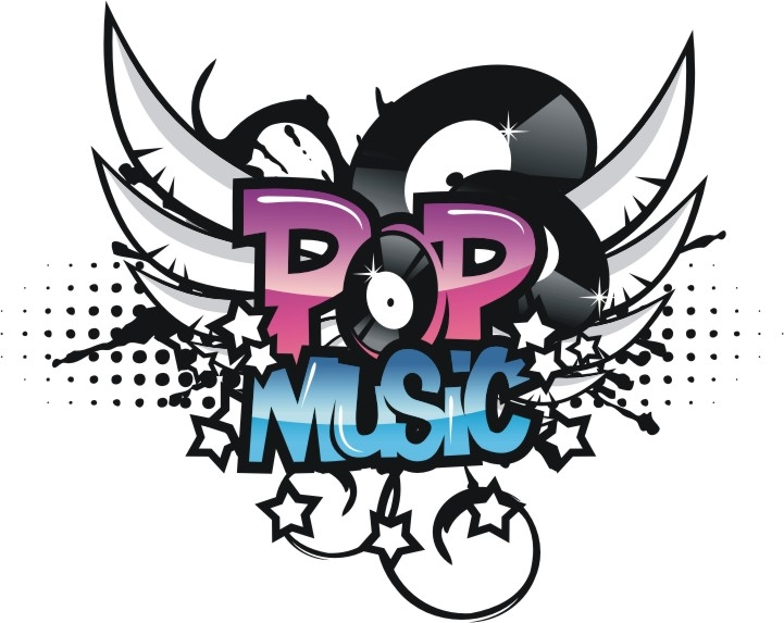 Pop Music clipart #3, Download drawings
