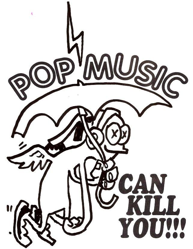 Pop Music coloring #13, Download drawings