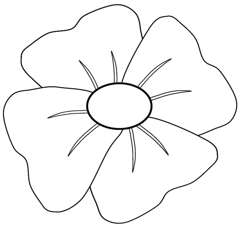 Poppy clipart #7, Download drawings