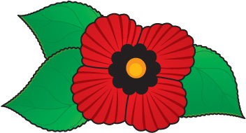 Poppy clipart #17, Download drawings