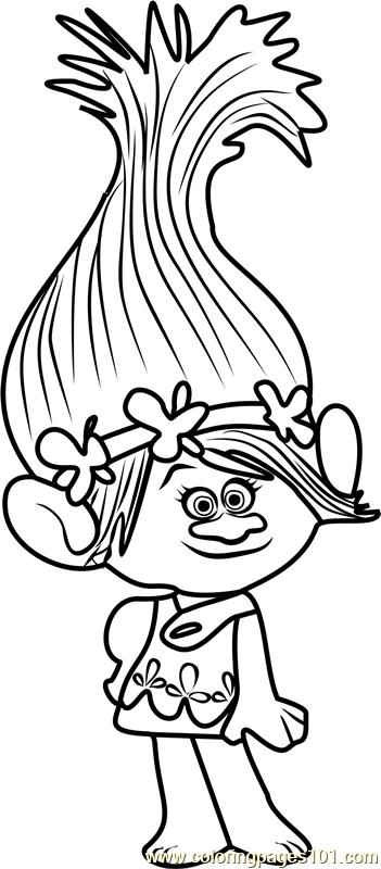 Troll coloring #14, Download drawings