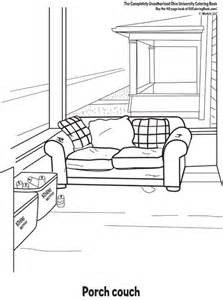 Porch coloring #20, Download drawings