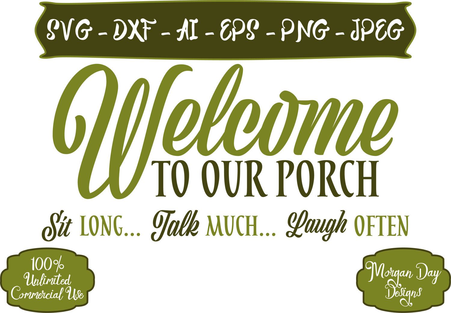 Porch svg #2, Download drawings