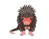 Porcupine clipart #14, Download drawings