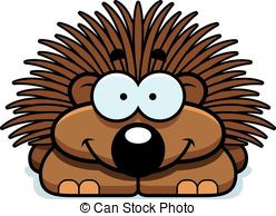 Porcupine clipart #8, Download drawings