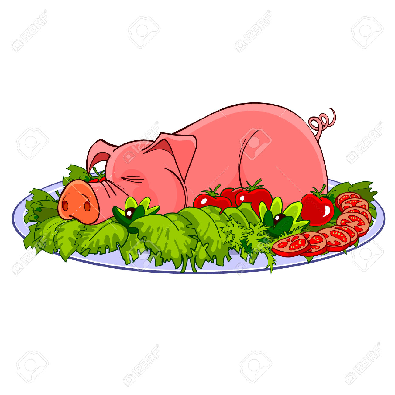 Porkers clipart #20, Download drawings