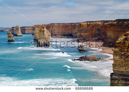 Port Campbell National Park clipart #2, Download drawings