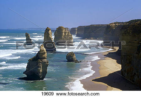 Port Campbell National Park clipart #7, Download drawings