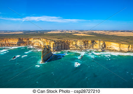 Port Campbell National Park clipart #1, Download drawings