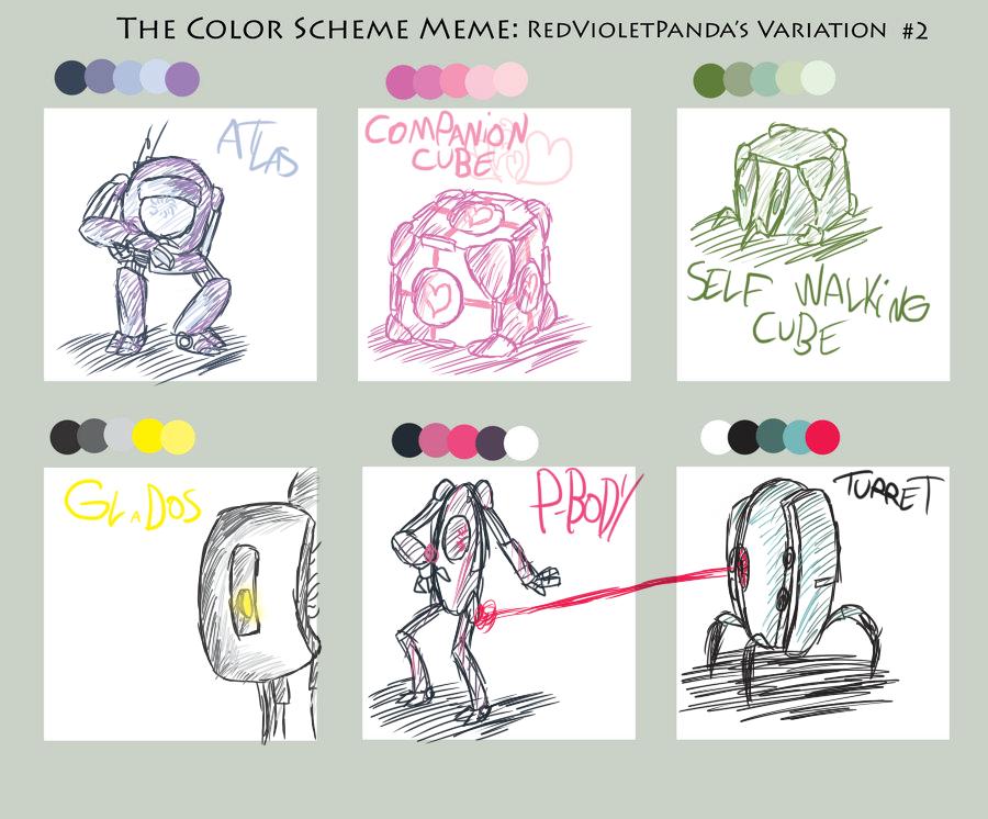 Portal coloring #8, Download drawings