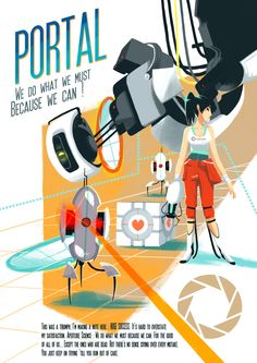 Portal (Video Game) clipart #20, Download drawings