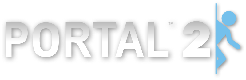 Portal (Video Game) svg #2, Download drawings