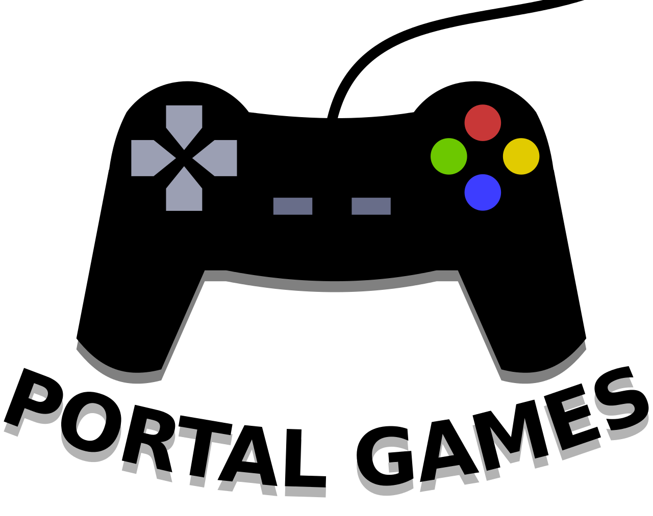 Portal (Video Game) svg #20, Download drawings