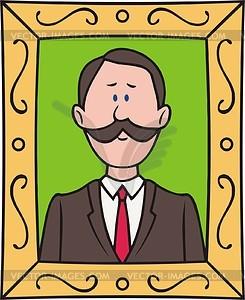 Portrait clipart #20, Download drawings