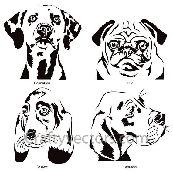 Pug svg #8, Download drawings