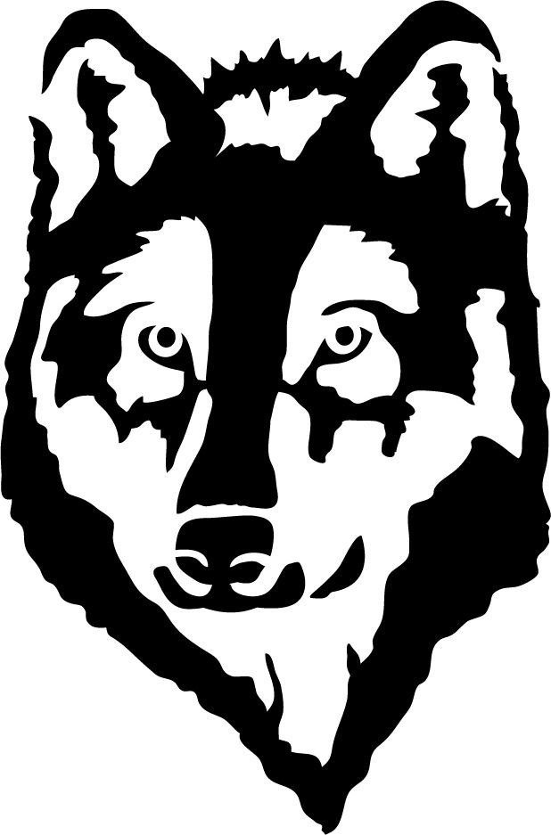 White Wolf svg #3, Download drawings