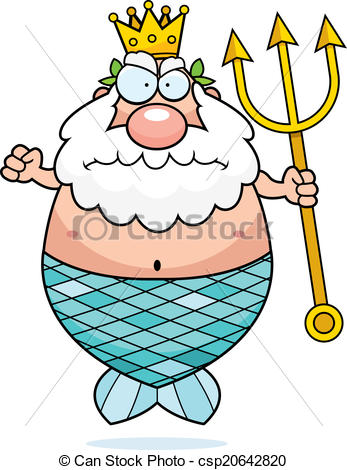 Poseidon clipart #13, Download drawings