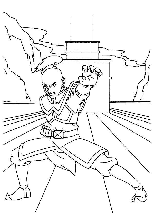 Possessed coloring #10, Download drawings