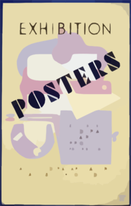 Poster clipart #15, Download drawings