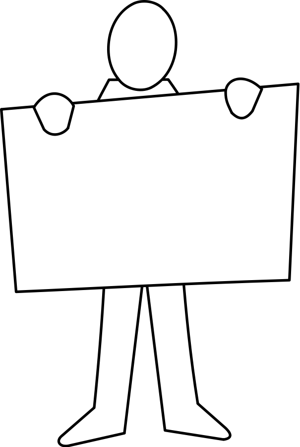 Poster clipart #12, Download drawings