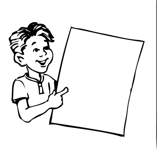 Poster clipart #7, Download drawings
