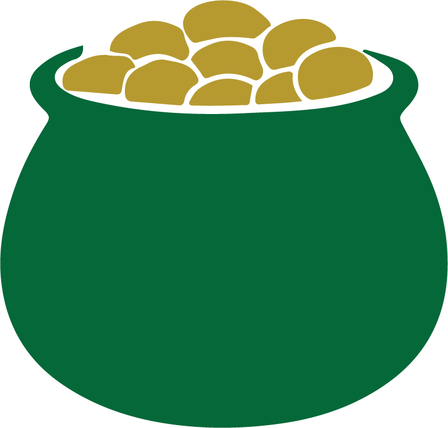 pot of gold svg #179, Download drawings