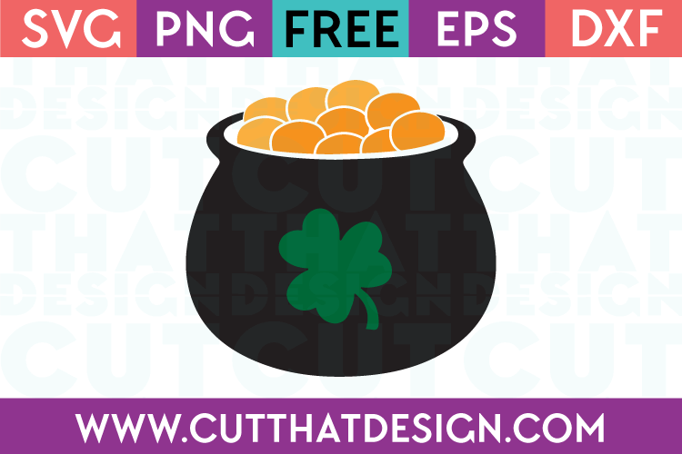 pot of gold svg #191, Download drawings